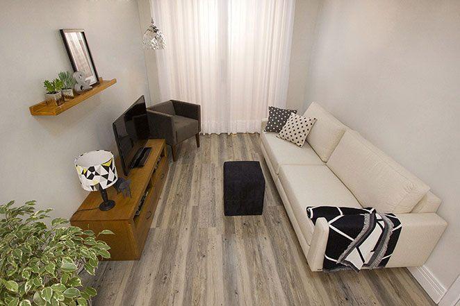 vantagens do piso vinilico