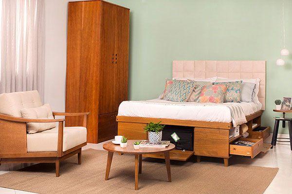 camas multifuncionais