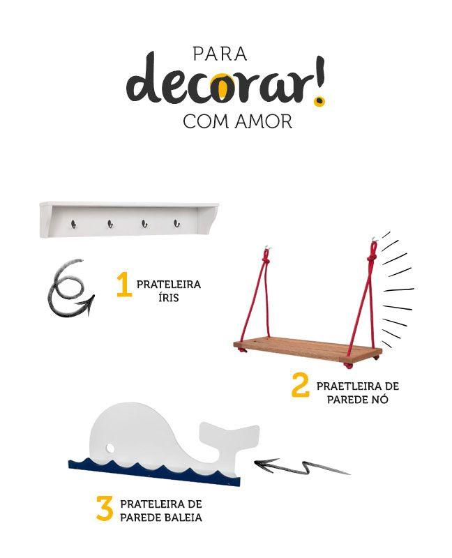 como aproveitar as paredes na decoracao