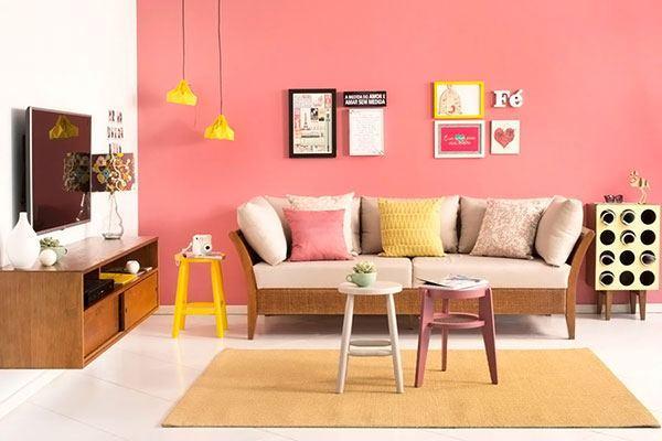 como aproveitar as paredes na decoracao