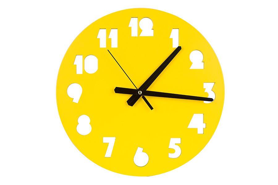 Relógio Wood Clock