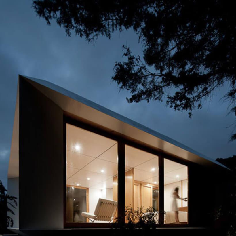mima house a noite
