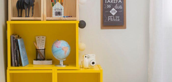Reinventando: novos usos para móveis cotidianos