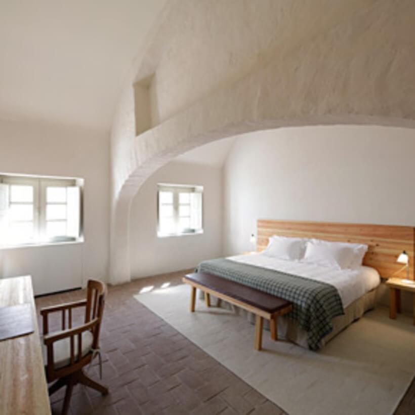 quarto de casal do resort português