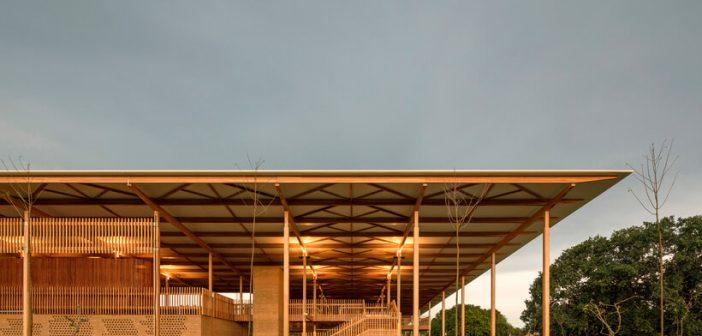 Um projeto brasileiro cheio de prêmios