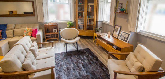 Como limpar a sala e as janelas?