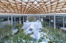 Centro de convenções na China