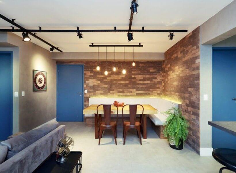 Tem Na Web - Iluminação ideal para cada cômodo