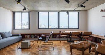 apartamento consolacao - avenida paulista sala