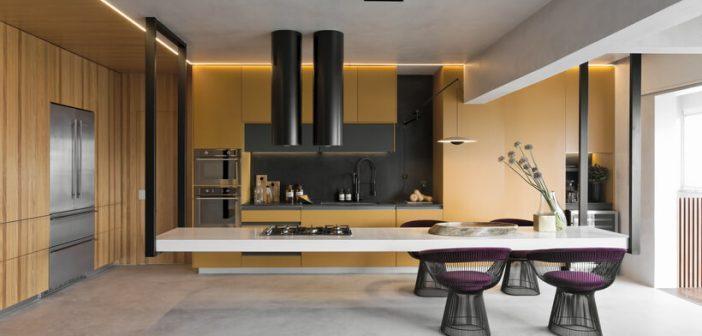 3 cozinhas integradas (a #2 é a minha favorita)