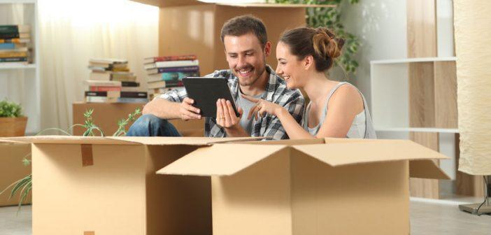 Como proteger os móveis durante a mudança