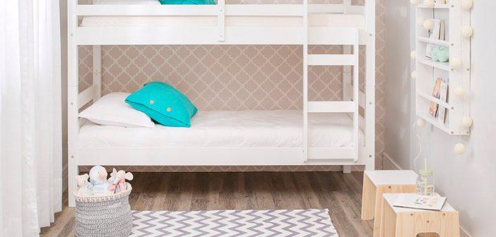 Decoração para quartos com beliche