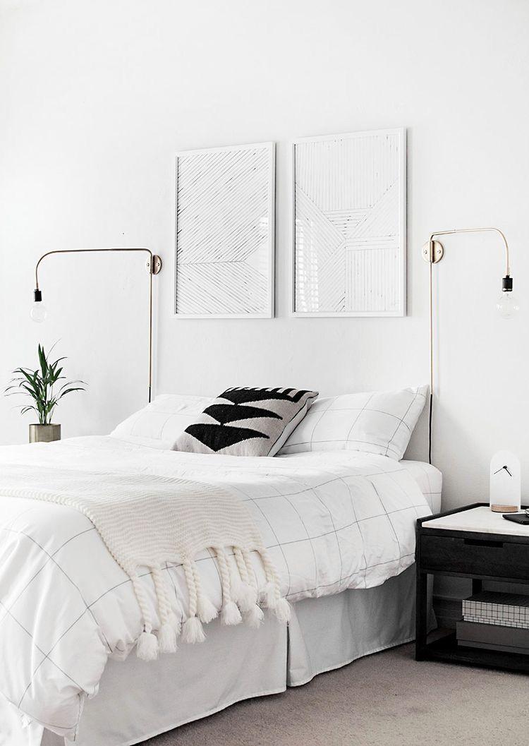 Inspiração de quarto.