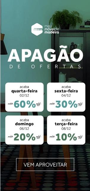 Banner Apagão de ofertas.