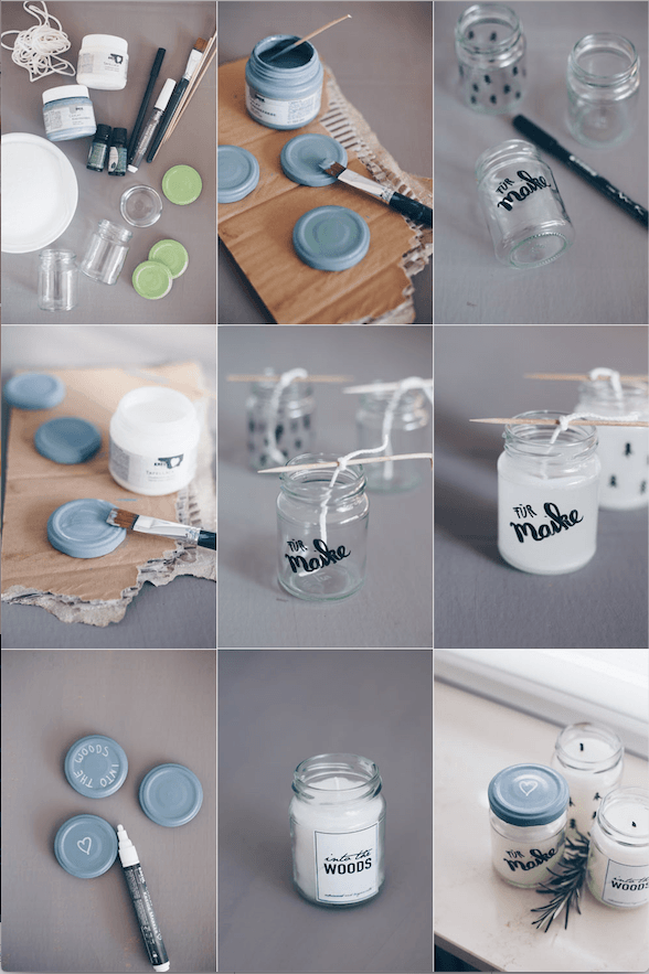DIY: 9 maneiras fáceis de reciclar itens para decorar a casa