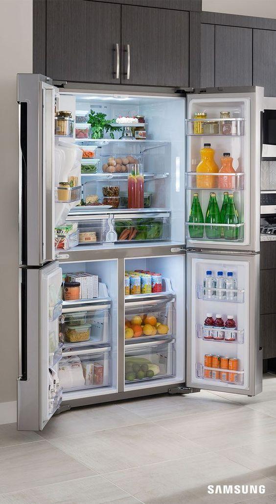 Tudo no seu lugar - 10 dicas para organizar os armários da cozinha.