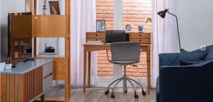 Home Office funcional, é o que a gente precisa!