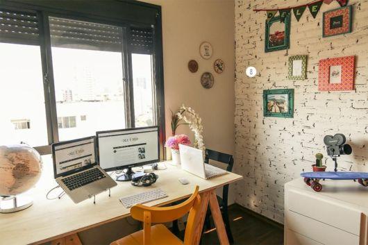 Home Office funcional.