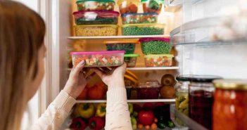 Como limpar a geladeira por dentro e tirar o cheiro ruim.