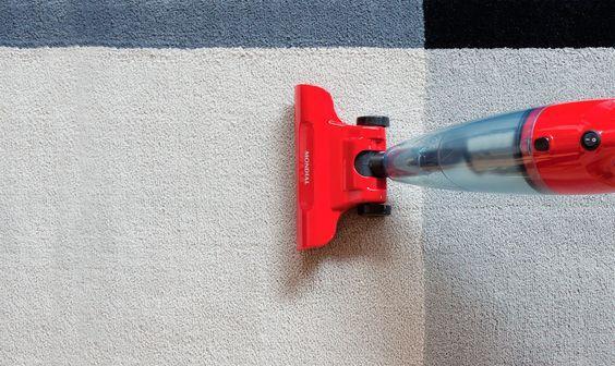 Vantagens e desvantagens sobre carpete.